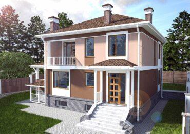 Дом из SIP